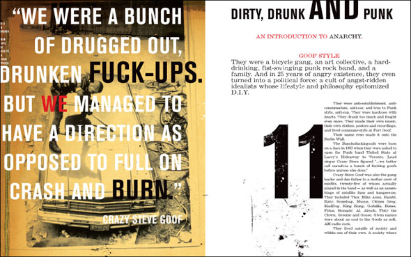 Dirty, Drunk and Punk