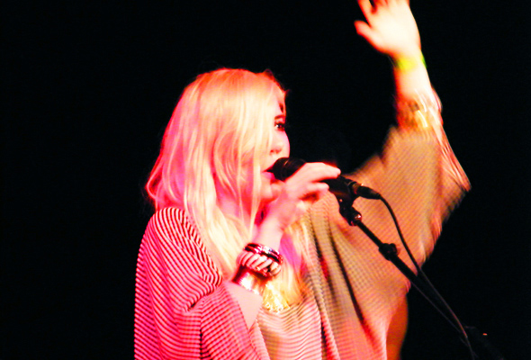 Austra Toronto Live