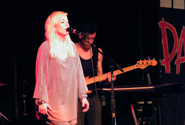 Austra Band Live