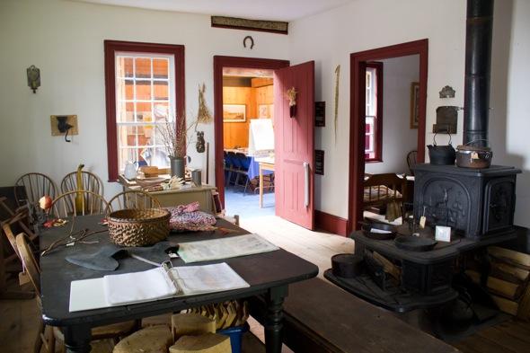 Tollkeeper's Cottage Toronto