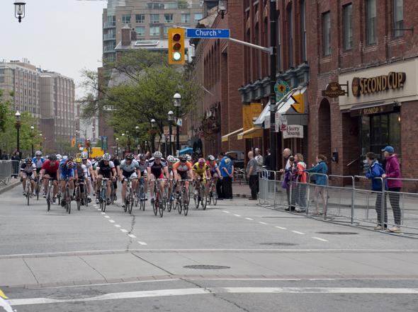 Toronto Criterium St. Lawrence Market