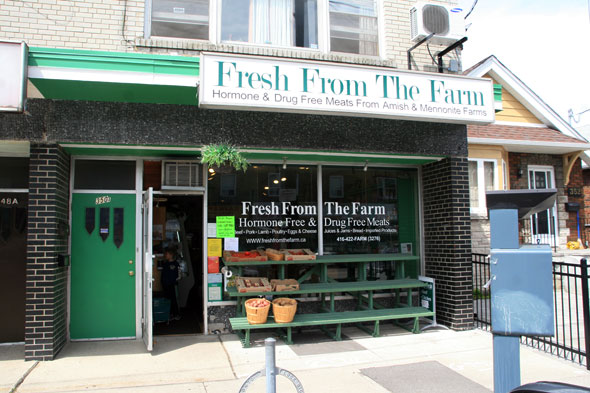Fresh from the Farm Toronto