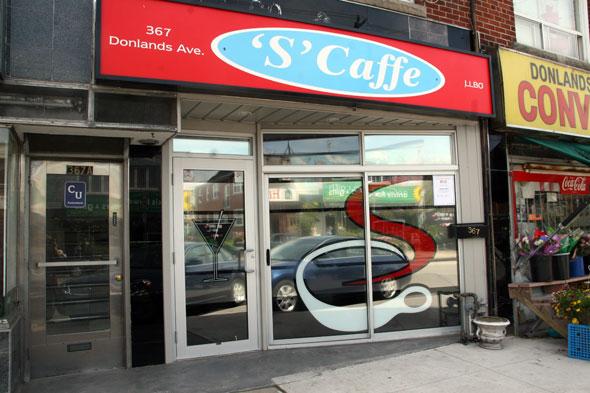 S Caffe Toronto