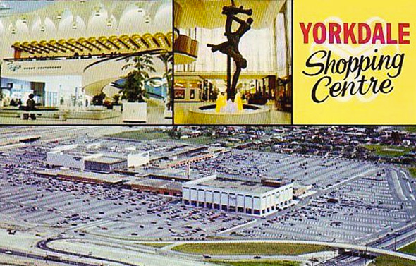 Yorkdale Mall Ad