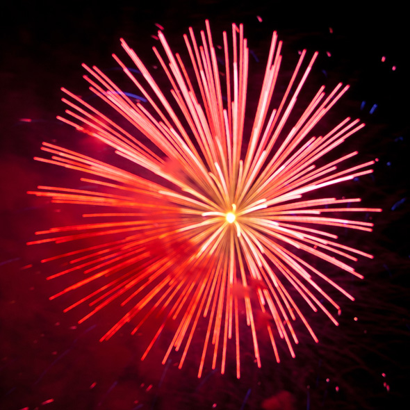 Vicotira Day Fireworks Toronto