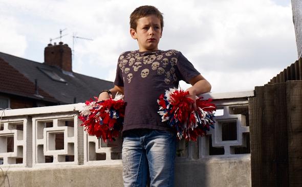 Boy Cheerleaders