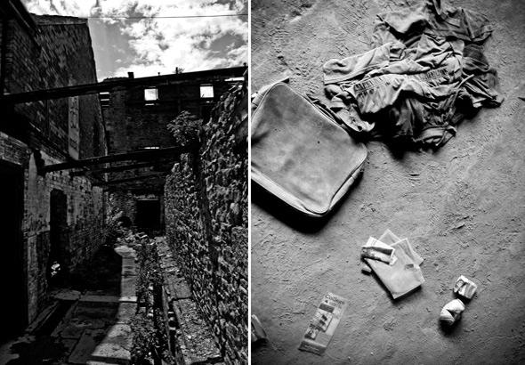 Industrial ruins toronto
