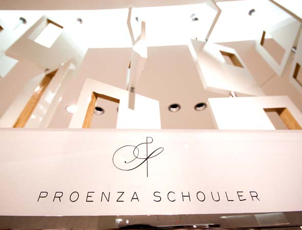 Proenza Schouler Bay Toronto