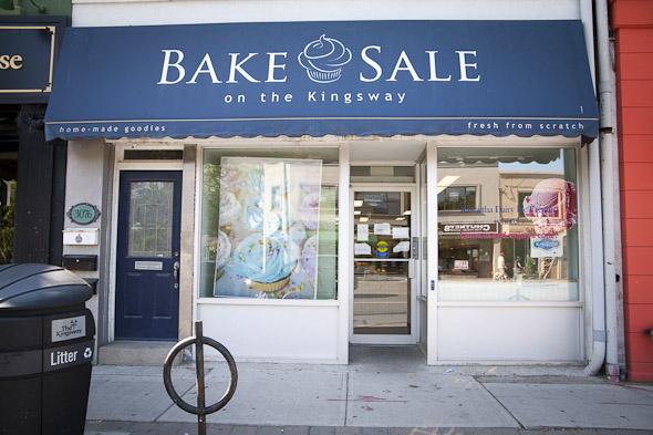 Bake Sale Toronto
