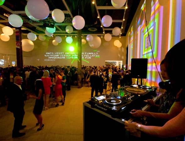 Power Ball Toronto Party