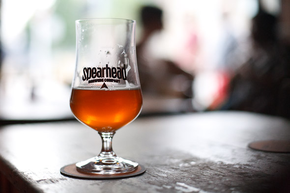 Spearhead Brewery