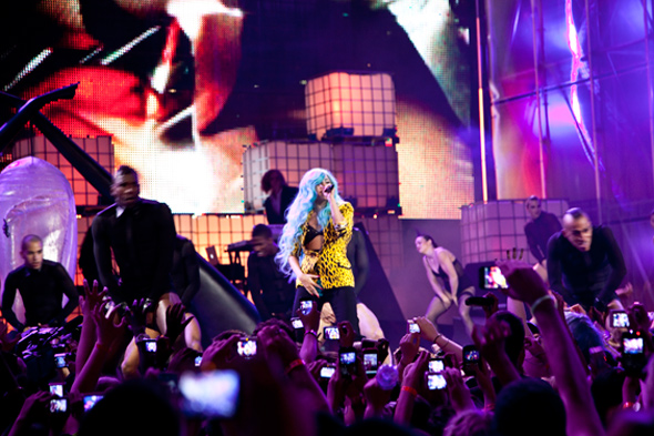 MMVA - Lady Gaga