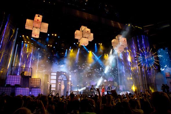 MMVA - Stage