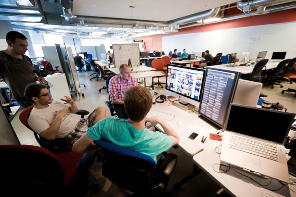 500px offices
