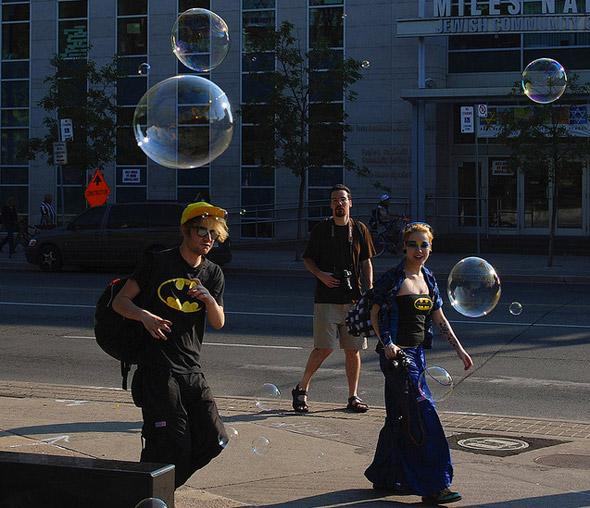 Bubble Battle Toronto