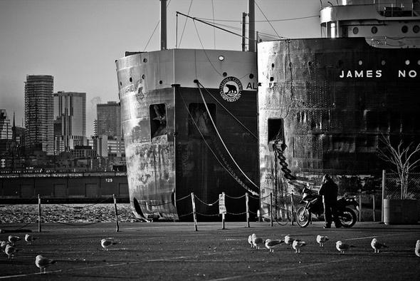 toronto,port,boats