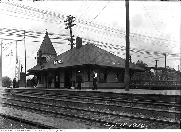 Don Railway Station Toronto
