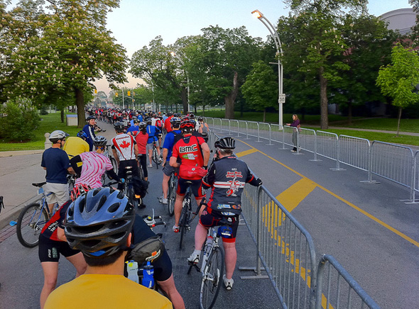 Becel Ride for Heart