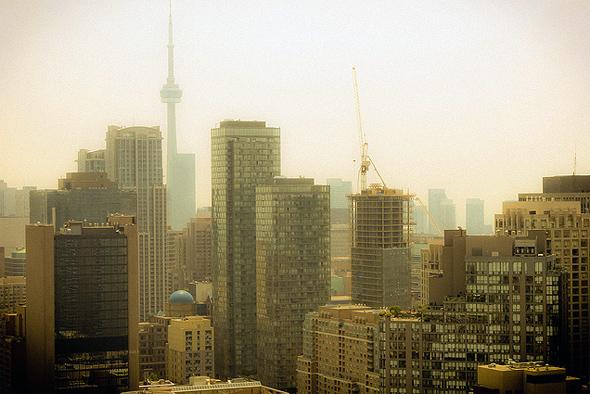 Haze Toronto