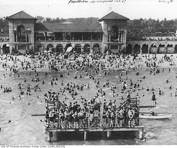 Sunnyside Beach Toronto