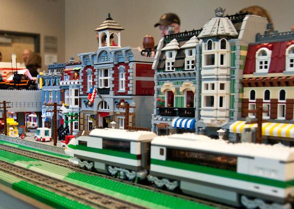 Lego Toronto