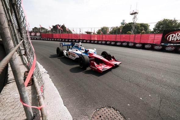 Honda Indy 2011