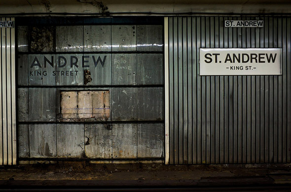 subway, station, ttc