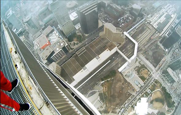 edgewalk, cn tower, high