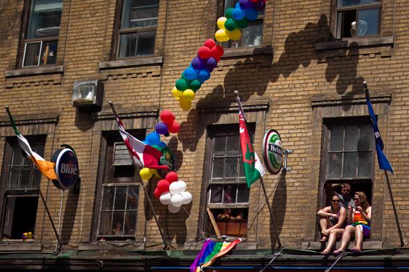Parade Pride 2011 Toronto