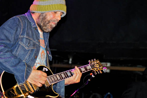 Daniel Lanois Black Dub at The Opera House in Toronto
