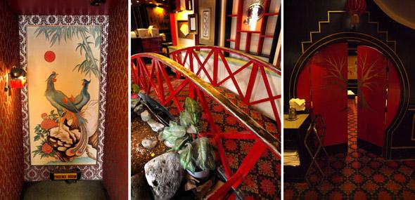 China House interiors