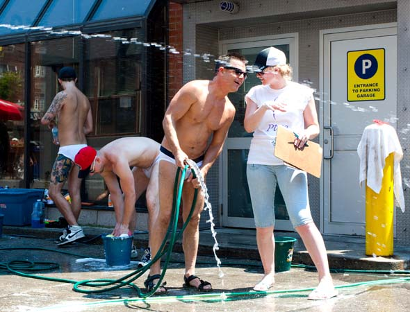 steamworks car wash