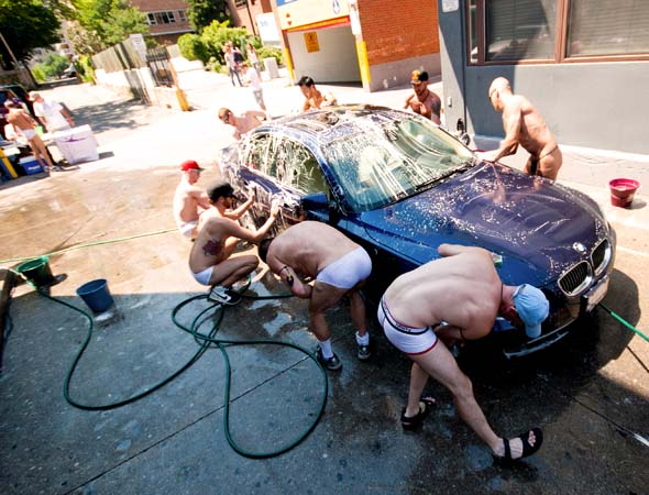 finally a car wash worth the bang for your buck