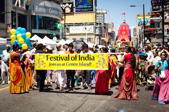 Festival India Toronto 2011