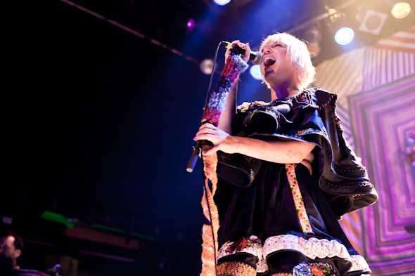 Sia Sings