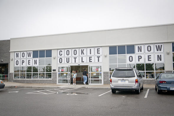 Cookie Outlet