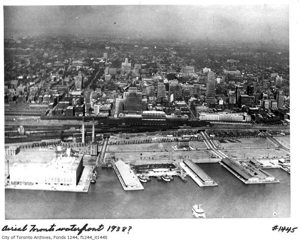 Toronto Aerial 1938
