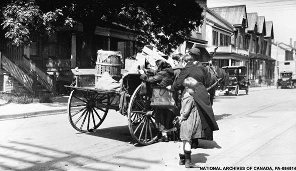 Kensington Market 1900s