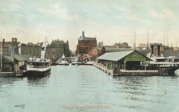 Yonge Street Dock