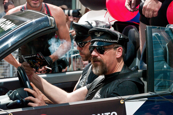 Pride Parade Toronto 2011