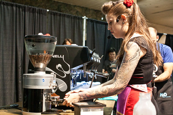 Barista Competition