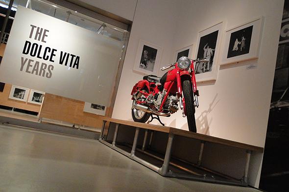 Fellini TIFF Exhibition
