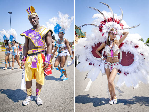 Street Style: Caribbean Carnival edition