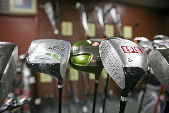 Golf Clearance Warehouse