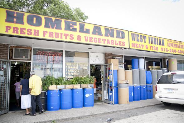 Homeland Toronto