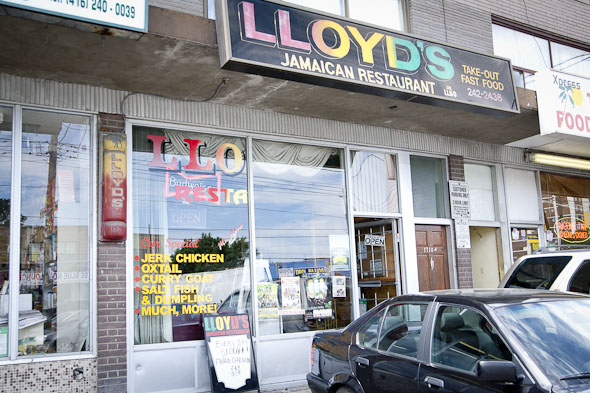 Lloyds Jamaican Restaurant