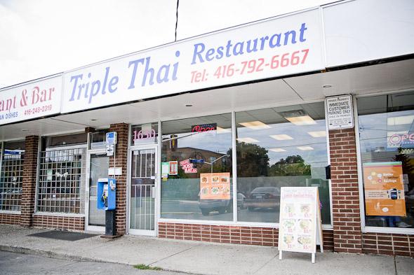 Triple Thai Toronto