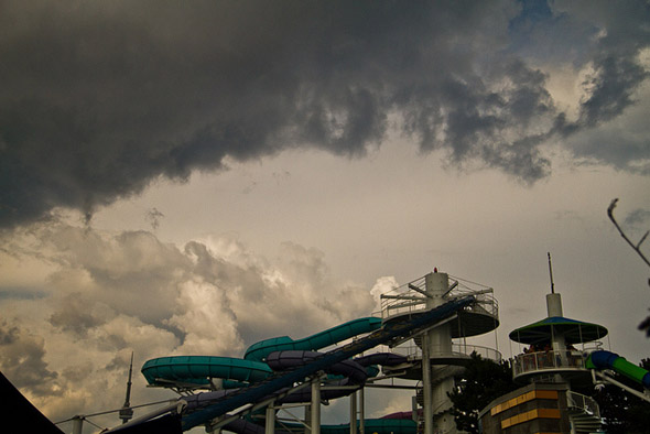 ontario, place, slides