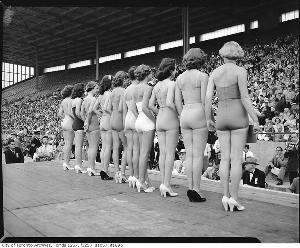 Miss Toronto CNE 1951