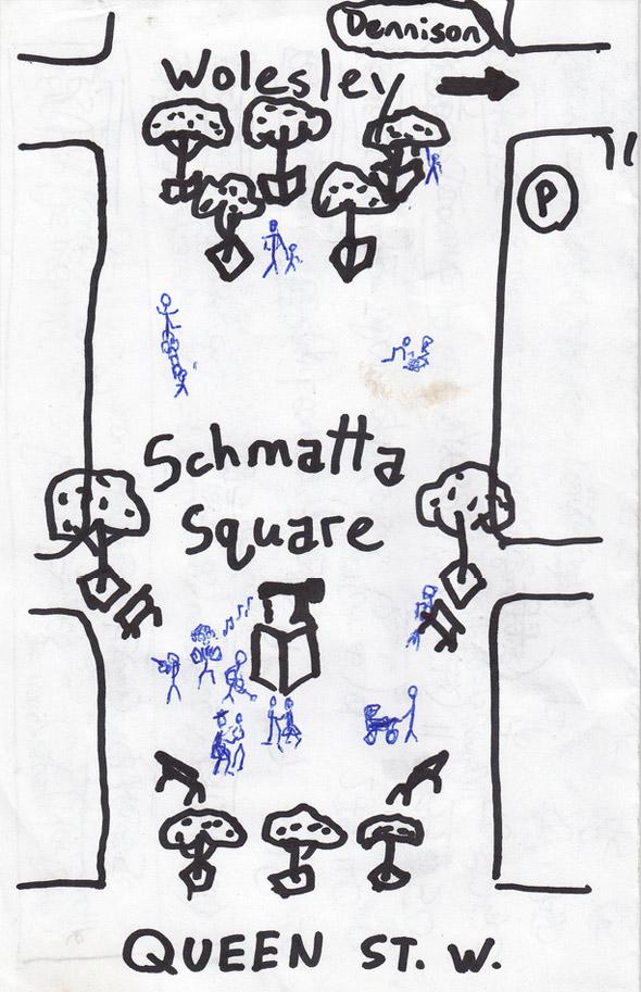 Schmatta Square Toronto